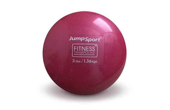 Soft Weight Toning Ball, 3 lb
