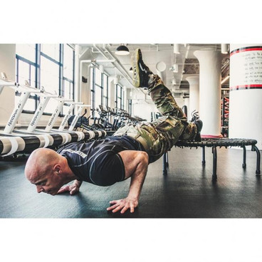 JumpSport® Virtual Boot Camp Course™ with SGT Ken®