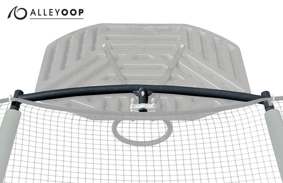 Adapter For Rectangle Trampoline Basketball Hoop (Truss only)