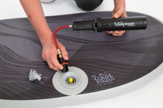 Wurf Board Pump