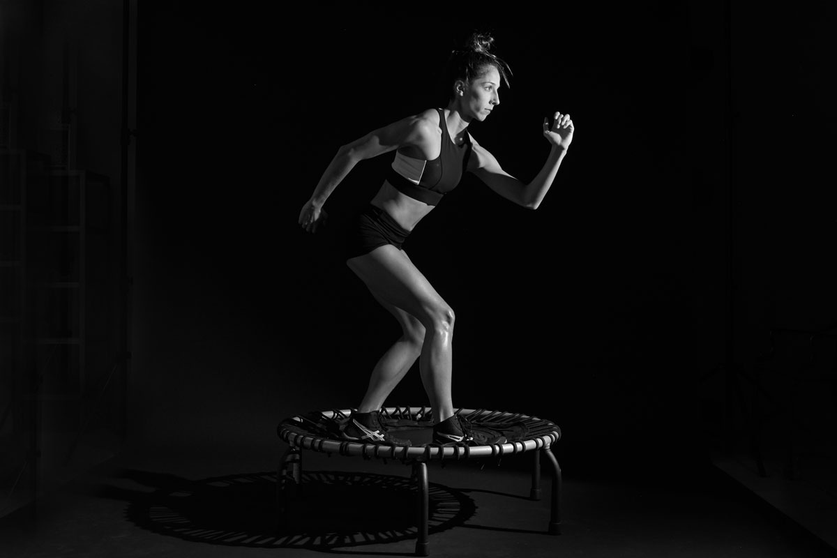 The Science Behind Trampolining and How It Improves Health