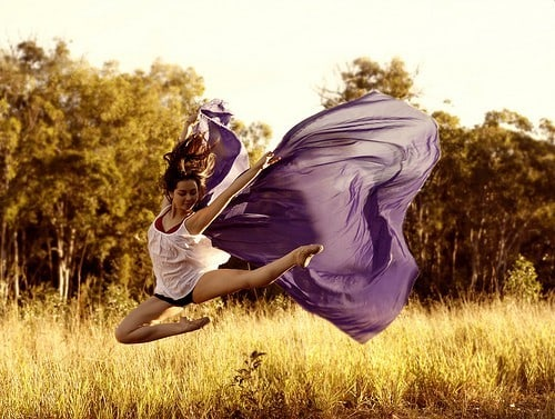 National Dance Week: Move Your Body Freely