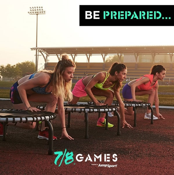 Fit 7/8 Games Powered By JumpSport