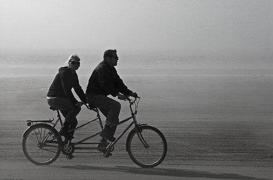 Cycling: Exercising as a Couple