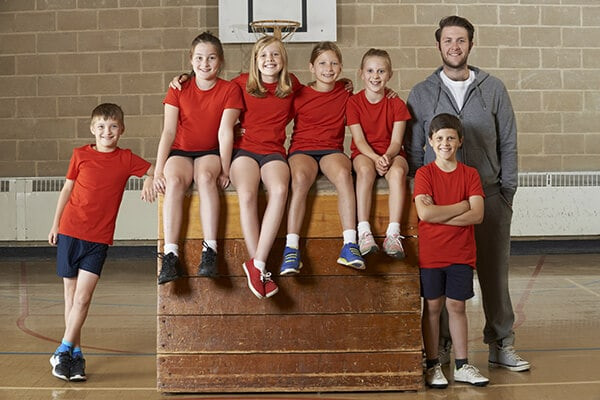 JumpSport Rebounders Help Physical Education