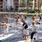 Paddle Board Training