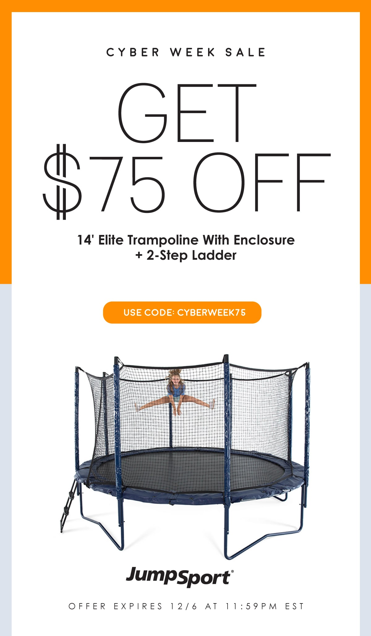 Backyard Cyber Week Sale