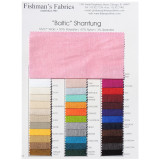 Baltic Shantung Color Card