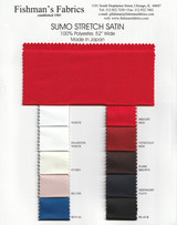 Sumo Stretch Color Card