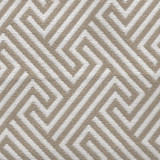 Mykonos Greek Key - Taupe / Earth Tone Greek Key Pattern