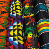 Marley African Cotton Prints - Collection Preview