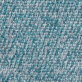 Vicario Two Color Chenille - Teal/Silver