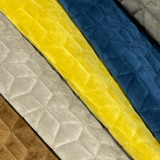 VERDASCO QUILTED VELVET COLLECTION