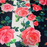 Vernacci Print Collection - Glam Rose Garden