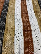 Traditional Stripe Brown / Black / White