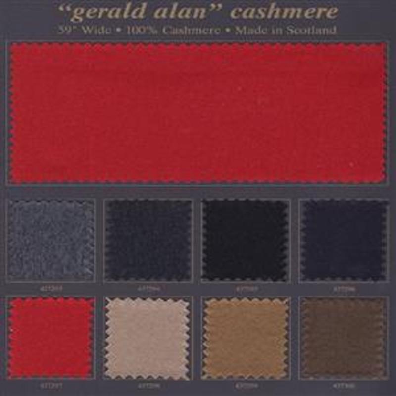 Gerald Alan Cashmere
