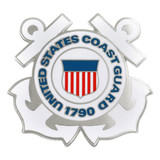 Large U.S. Coast Guard Pin