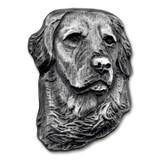 Golden Retriever Dog Pin