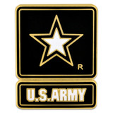 Officially Licensed Army Star Pin