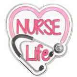 Nurse Life Pin