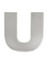 Silver U Pin