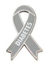 Awareness Ribbon Pin - Diabetes