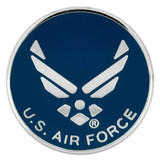 Officially Licensed Air Force Wings Pin