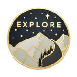 Explore The Outdoors Pin