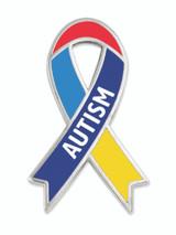 Awareness Ribbon Pin - Autism