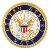 Officially Licensed U.S. Navy Pin