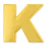 Gold K Pin