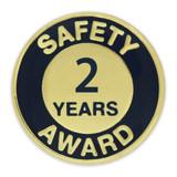 Safety Award Pin - 2 Years