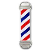 Barber Shop Pole Pin