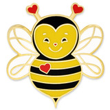 Love Bee Pin