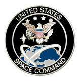U.S. Space Command Pin