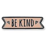 Be Kind Pin - Peach
