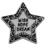 Wish Hope Dream Pin