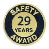 Safety Award Pin - 29 Years