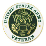 U.S. Army Veteran Pin