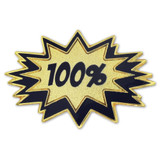 100% Blast Pin