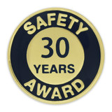 Safety Award Pin - 30 Years