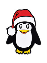 Penguin Christmas Pin
