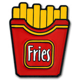 French Fries Lapel Pin