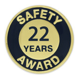Safety Award Pin - 22 Years