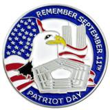 9-11 Patriot Day Pin