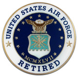 U.S. Air Force Retired Pin