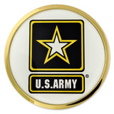 Officially Licensed U.S. Army Emblem Decal