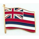 Hawaii State Flag Pin
