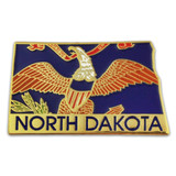North Dakota Pin