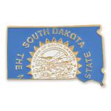 South Dakota Pin